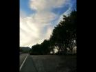 Acceso a calle de la carretera